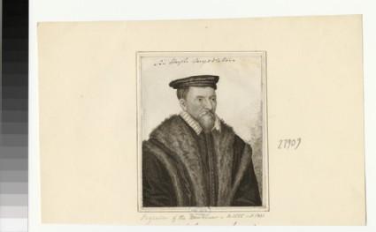 Portrait of H. Myddleton