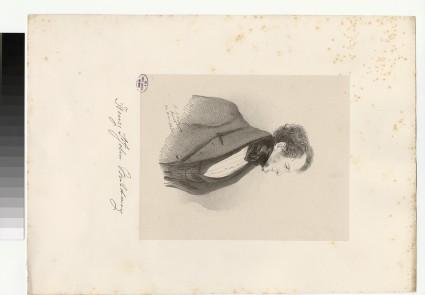 Portrait of H.St J. Mildmay
