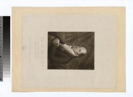 Portrait of P. J. Miles