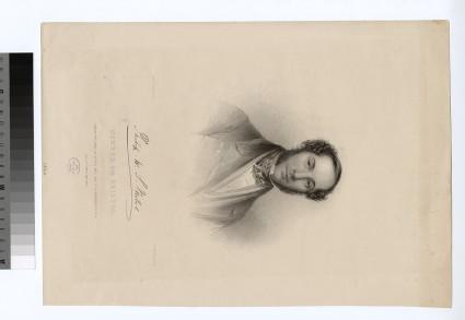 Portrait of P. W. S. Miles