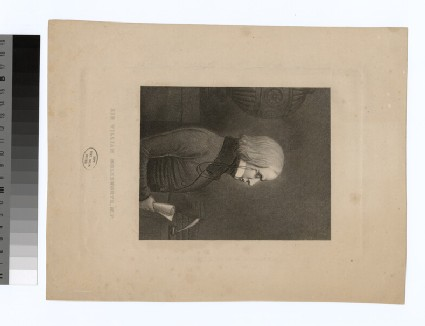 Portrait of W. Molesworth