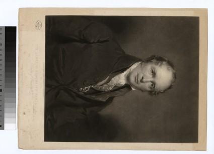 Portrait of J. W. Moncrieff