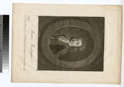 Portrait of Master Montague