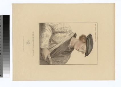 Portrait of J. More