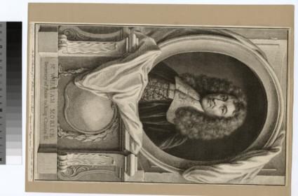 Portrait of W. Morice