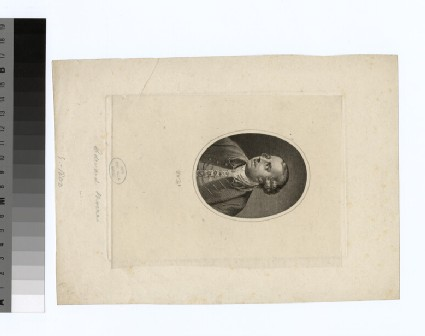 Portrait of E. Moine