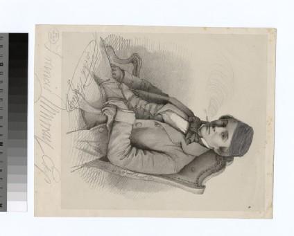 Portrait of F. Murray