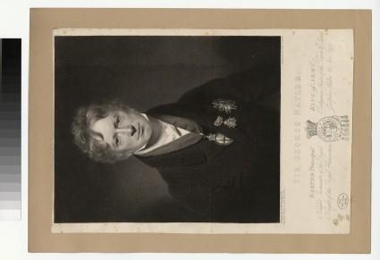 Portrait of G. Nayler