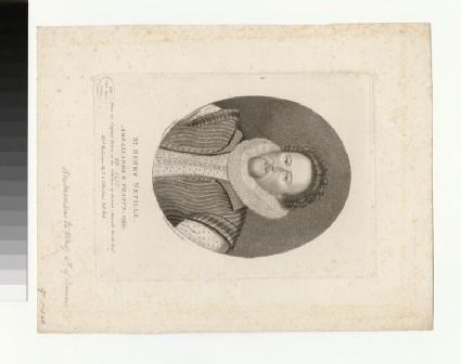Portrait of H. Neville