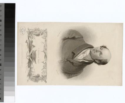 Portrait of C. Newman