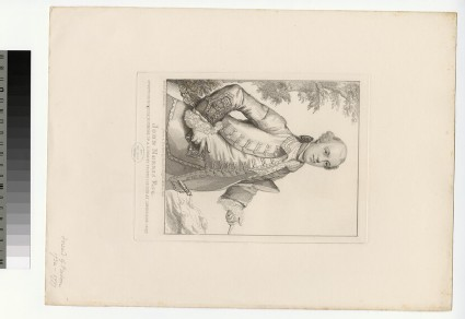 Portrait of J. Norris