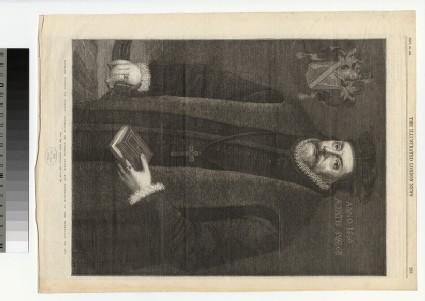 Portrait of R. Norton