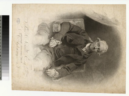 Portrait of P. Nouaille