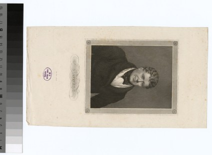 Portrait of D. O'Connell