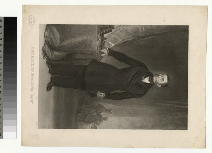 Portrait of P. O'Higgins