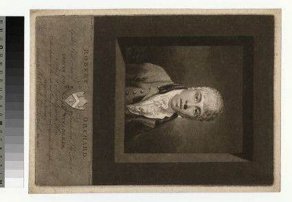 Portrait of R. Orchard