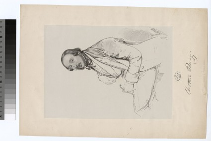 Portrait of A. J. Otway