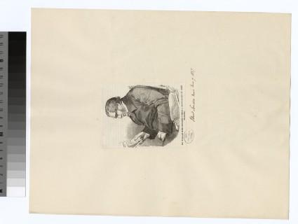 Portrait of W. G. Ouseley