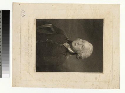 Portrait of J. Paice