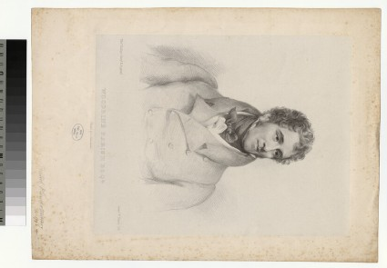 Portrait of W. Parish