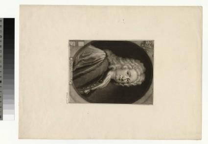 Portrait of H. Parsons