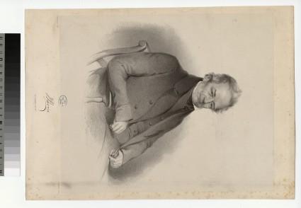 Portrait of J. Pavin