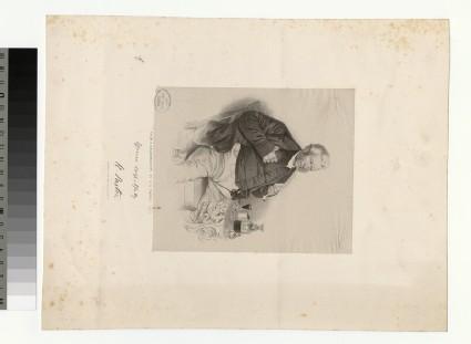 Portrait of R. Paxton