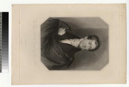Portrait of R. Peel