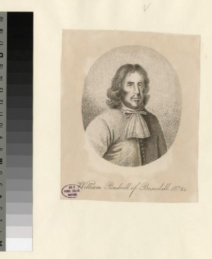 Portrait of W. Penderell