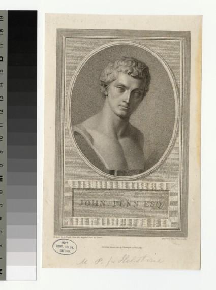 Portrait of J. Penn