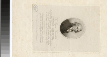 Portrait of Spencer Perceval