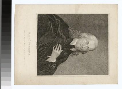 Portrait of R. Perkins