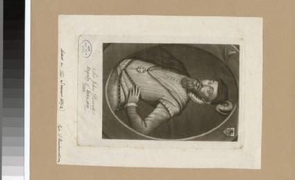 Portrait of J. Perrott