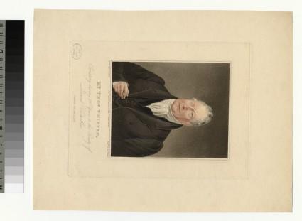 Portrait of T. Phippen