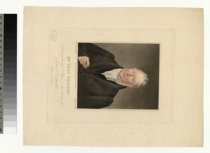 Portrait of Thomas Phippen