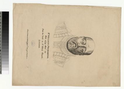 Portrait of W. Pickering