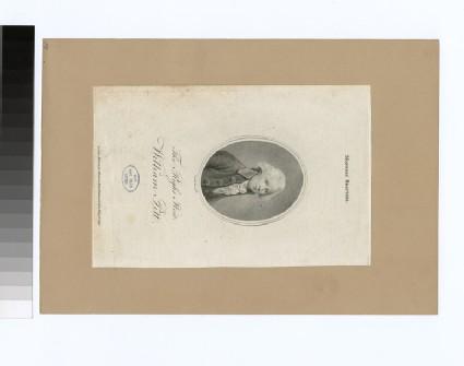 Portrait of W. Pitt