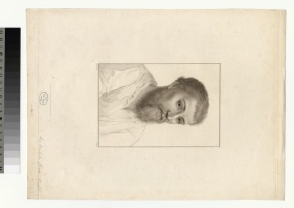 Portrait of an unidentified male gentry