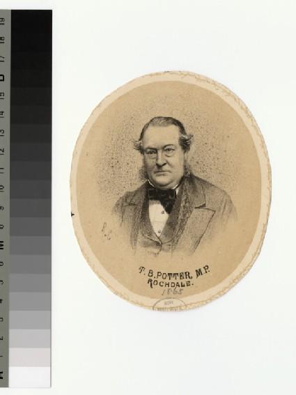 Portrait of T. B. Potter