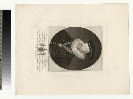 Portrait of A. Poulett