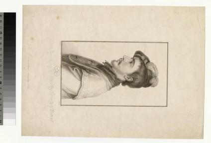 Portrait of J. Poyntz