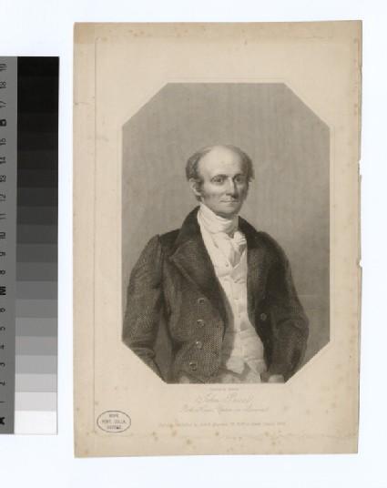 Portrait of J. Price