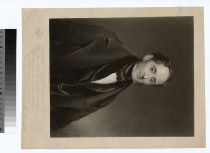 Portrait of T. Priestley