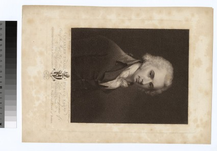 Portrait of C. S. Pybus