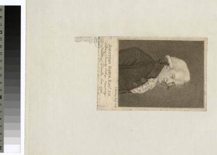 Portrait of J. Raine