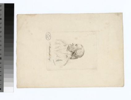 Portrait of P. Rashleigh