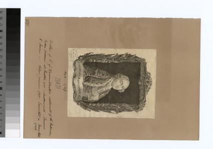 Portrait of C. Ratcliffe