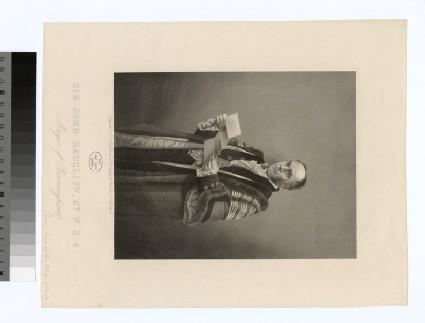 Portrait of J. Ratcliff