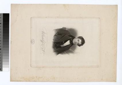Portrait of W. Ratcliffe