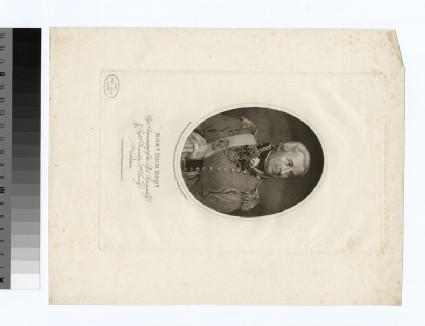 Portrait of R. Rich